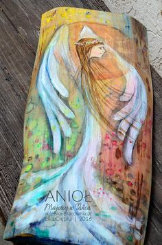 Anioł Majowy w Tańcu