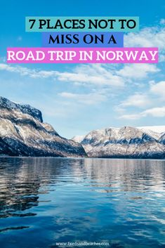 Complete Packing List for Visiting Norway in Winter – Fjords & Beaches - The ultimate Norway winter packing list. Visiting Norway in winter? This guide covers everything yo - Winter Packing, Winter Travel, Norway Travel Guide, Norway Roadtrip, Norway Winter, 7 Places, Visit Norway, Travel Guides, Travel Tips