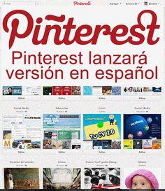 Pinterest lanzará versión en español #soydigital