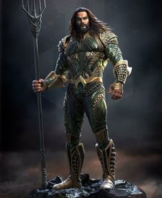 Aquaman New Art Mobile Wallpaper (iPhone, Android, Samsung, Pixel, Xiaomi) - Best of Wallpapers for Andriod and ios Marvel Comics, Marvel E Dc, Fun Comics, Marvel Avengers, Batman Begins, Detective Comics 1, Aquaman 2018, Jason Momoa Aquaman, Batman Vs Superman