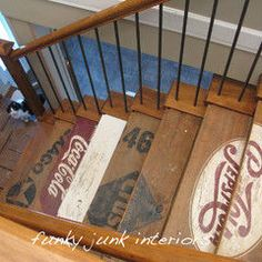Best 1000 Images About Ideas For No Carpet Stairs I Can T 400 x 300