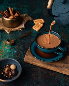 Tea Recipes, Coffee Recipes, Indian Food Recipes, Breakfast Photography, Food Photography Tips, Tea Wallpaper, Masala Tea, Chai Recipe, Western Food