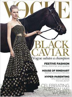 Vogue Australie Décembre 2012