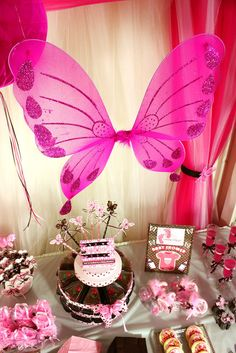 1000 images about sip 39 n see party ideas on pinterest for Baby shower decoration butterfly