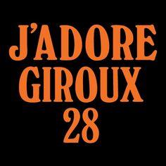 Claude Giroux, #28. Have this shirt :)