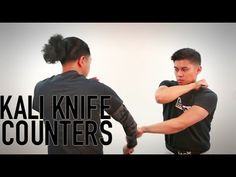KALI KNIFE COUNTER FLOW | TECHNIQUE TUESDAY - YouTube