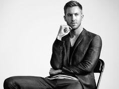 On craque pour Calvin Harris dans la nouvelle campagne Armani