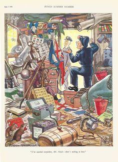 Caos, 1946