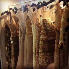 Beautiful dresses!!