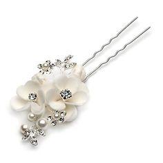 Ellie Flower Hair Pin