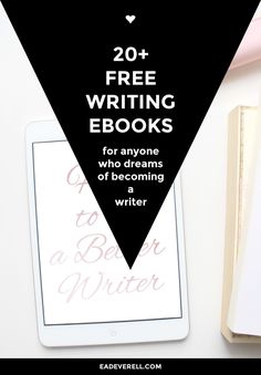 These writing ebooks are AMAZING! Don't miss them while they're still free!