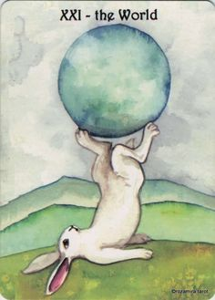 The Rabbit tarot