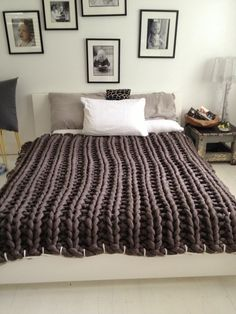 Amazing blanket by Jacqueline Fink of Little Dandelion... REal Living Grey blanket pic no filter.jpg