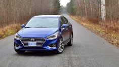 Test Drive: 2018 Hyundai Accent