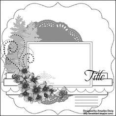 "Garden of Grace: ScrapThat! ""Memories . . ."" December Kit Reveal and Blog Hop"