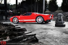 Ford GT.  Pure American supercar.