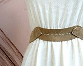 Waist Belt - women belts - leather belt - fashion belt - wide belt - bridal belt - bridesmaid belt - brown belt - beige belt