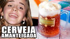 Cerveja Amanteigada do Harry Potter feat. Ana Maria Brogui