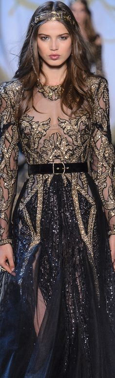 Elie Saab Fall 2017 Haute Couture