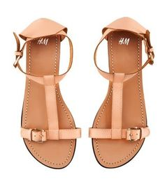 sandals.. :) kaimistry