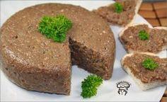 Cretons aux lentilles Veggie Recipes, My Recipes, Cooking Recipes, Paleo Appetizers, Appetizer Recipes, Holiday Appetizers, Vegan Vegetarian, Vegetarian Recipes, Vegan Challenge