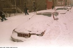 The midwest blizzard of 1967. I was in Chicago for this one and we had to abandon our car and try to walk 5 miles home.