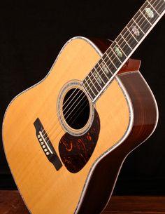 Martin D-45 Acoustic Guitar