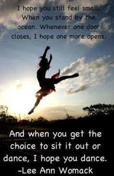 I hope you dance- Lee Ann Womack