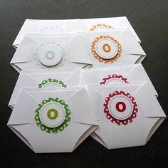 Diaper Cards. Template: http://jillibeansoup.typepad.com/files/diaper-card-template.pdf