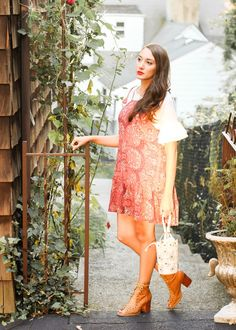 New Look // Layering a T-Shirt and Dress for Summer - The Most Happy