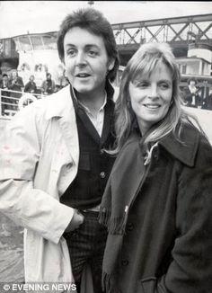 Paul & lovely Linda