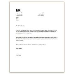 Simple Resignation Letter Format  Letter Templates  Write Quick