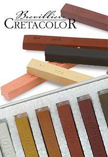 Hard Pastell CretaColor - Artistica Konstnärsmaterial b2042d878b583