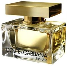 The One by Dolce & Gabbanna. As it was envisioned by designers, The One is a fragrance for an exceptional woman who instantly draws attention, not only with her looks, but also with her manners, pose and inner world. This fragrance, like all of the fragrances of D house, is a 'fragrance with character', special and alluring. Its oriental floral-fruity composition is very warm and sensual with powdery vanilla trace. The color of the fragrance perfectly matches its tone.