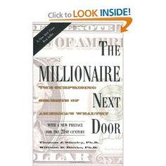 The Millionaire Next Door - Thomas J Stanley