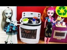 Craft: Make a Doll Stove / Oven - EP 741 - YouTube