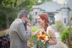 #outdoorwedding #fallwedding #geekwedding #offbeatwedding #offbeatbride #castlewedding #fantasywedding #thesterlingcastle #alabamaweddingvenue