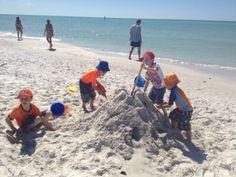 For Beach Vibes: Siesta Key, Florida