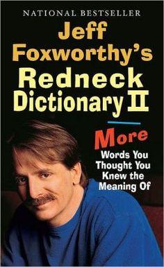 Jeff Foxworthy - comedian