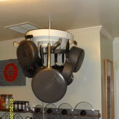 How to Build Kitchen Sink Storage Trays Reader Project: Upcycled Pot and Lid Rack How to Build Kitch Under Cabinet Drawers, Food Storage Cabinet, Clever Kitchen Storage, Above Kitchen Cabinets, Under Sink Storage, Small Storage, Storage Cabinets, Extra Storage, Kitchen Sinks