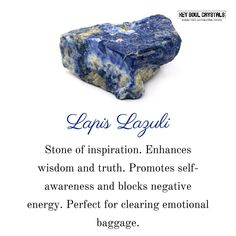 Lapis Lazuli Meaning. #crystalmeanings crystal meanings and uses | Crystal meanings and uses |crystal meaning healing | Crystal / Meaning / Healing/ Balancing |