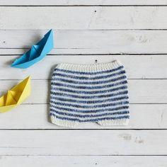 KIT BK2 Pantaloncito marinero. Colección bebé. KITS & PATRONES | iFil - Tienda Online. Katia Cotton Vintage, Katia Cotton 100%.