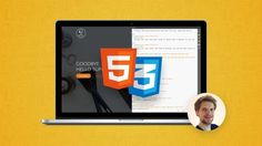 Title: Sale : Udemy: Build Responsive Real World Websites with and Descrition: Udemy The easiest way to learn modern web design, and step-by-step from scratch. Design AND code… Learn Html And Css, Sticky Navigation, Best Online Courses, Free Courses, Modern Web Design, Website Optimization, Design Guidelines, Design Basics