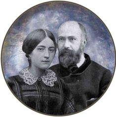 Blesseds Zelie and Louis Martin, parents of St. Therese of Lisieux- pray for us.