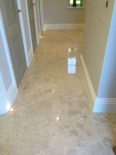 70 Smooth Concrete Floor Ideas for Interior Home Travertine Floors, Limestone Flooring, Granite Flooring, Concrete Floors, Smooth Concrete, Polished Concrete, Basement Flooring Options, Flooring Ideas, Basement Ideas