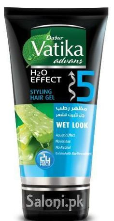 DABUR VATIKA ADVANS H2O EFFECT STYLING HAIR GEL Saloni™ Health