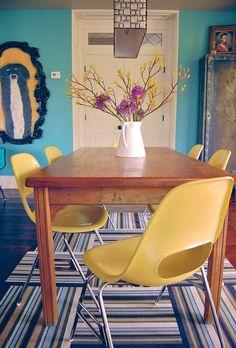 Love the colours.  Hudson Merchant House