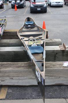 Racing canoe Canadian Canoe, Canoe Storage, Free Boat Plans, Outrigger Canoe, Wood Boats, Canoe And Kayak, Kayaks, Canoeing, Outdoor Survival