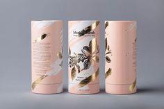 Foxtrot Studio designed the glitzy packaging for Blanc Naturals, an Australian skincare brand. Foxtrot Studio designed the glitzy packaging for Blanc Naturals, an Australian skincare brand. Skincare Packaging, Tea Packaging, Luxury Packaging, Food Packaging Design, Pretty Packaging, Beauty Packaging, Cosmetic Packaging, Brand Packaging, Product Packaging Design