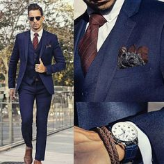 Daily Men's Fashion inspirations and the most stylish looks for Gentlemen please like this and follow my board ___________________________________________ #mensfashion #mensstyle #men #fashion #look #style #dapper #gentleman #erkek #moda #masculina #masculine
